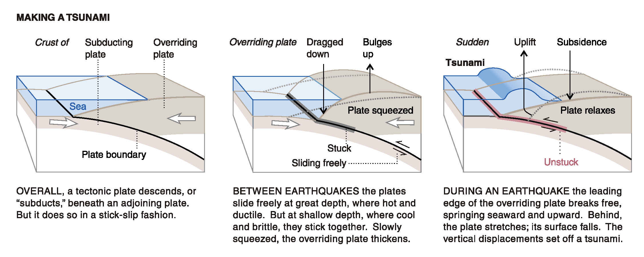 Plate tectonics earthjay science pooptronica Image collections