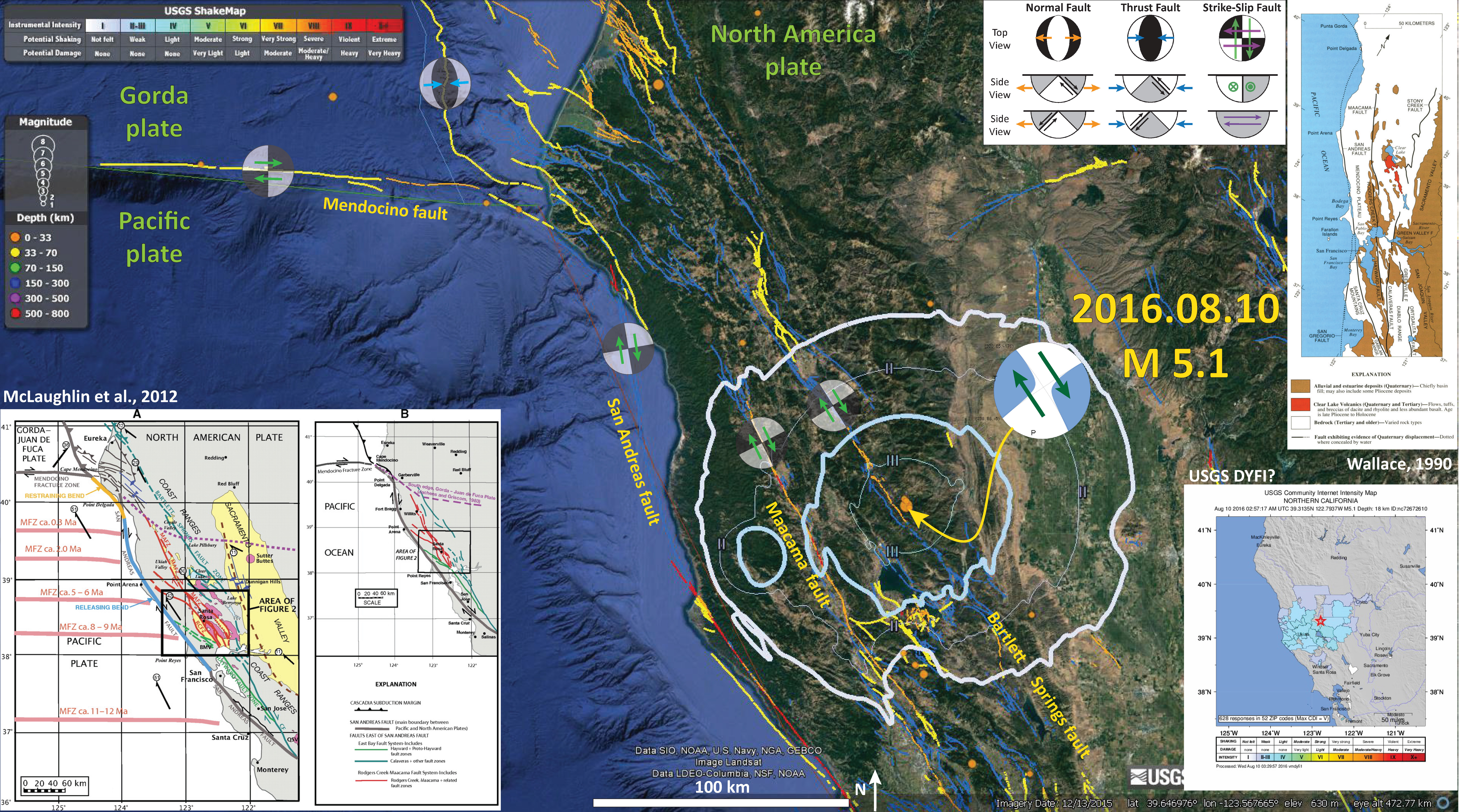 a research on earthquakes California fault line is 'tectonic time bomb' for disastrous earthquake,   researchers said east bay residents could be without water from.