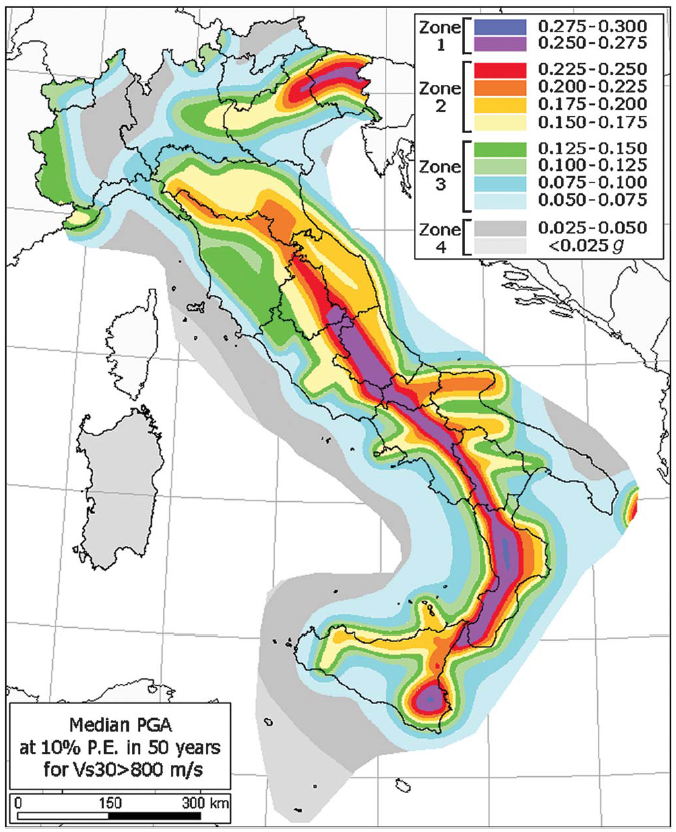 Earthquake Report: Italy | Jay Patton online