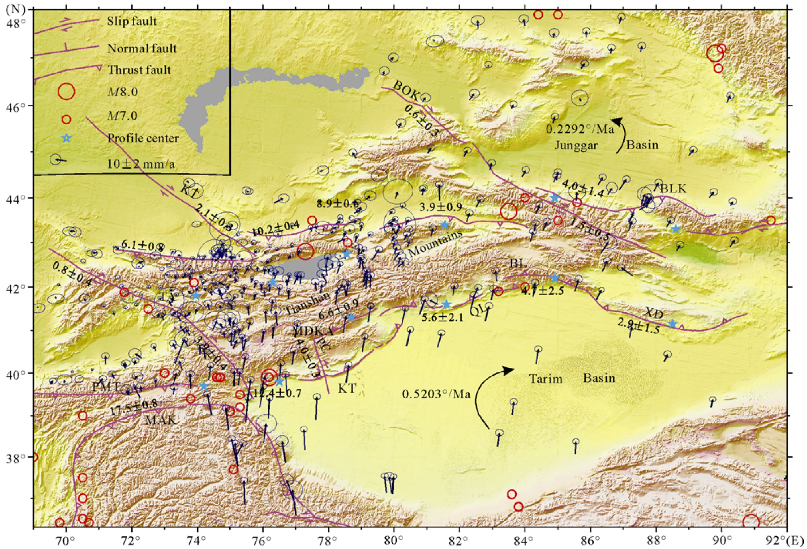 Earthquake Report: China #2! | Jay Patton online