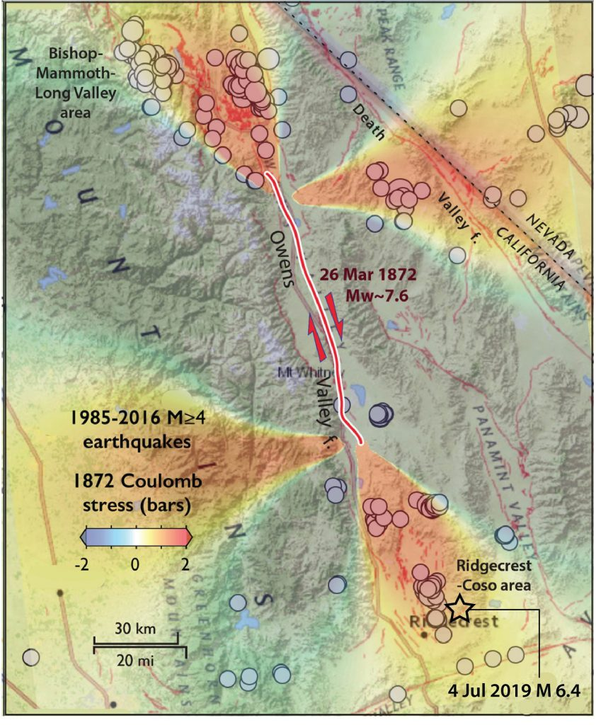Earthquake Report: Ridgecrest Update #1 | Jay Patton online