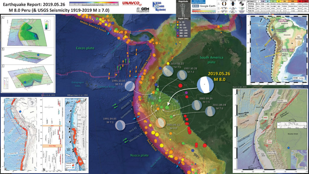 Earthquake Report: Peru | Jay Patton online