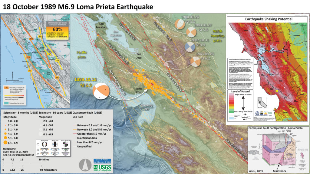 Earthquake Report 1989 Loma Prieta Jay Patton Online
